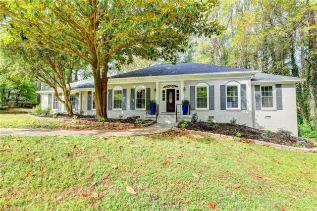 211 Hillswick Court, Sandy Springs, GA 30328 (MLS #6088300) :: The Cowan Connection Team