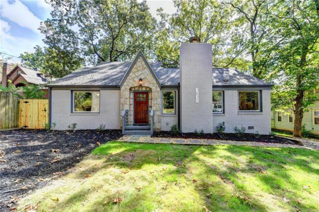 2821 Memorial Drive SE, Atlanta, GA 30317 (MLS #6088505) :: North Atlanta Home Team
