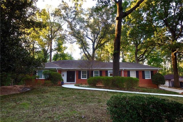 1220 Moores Mill Road, Atlanta, GA 30327 (MLS #6088620) :: Path & Post Real Estate