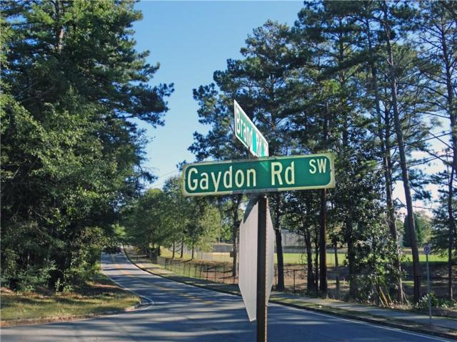 0 Gaydon Road - Lot 5, Powder Springs, GA 30127 (MLS #6088730) :: GoGeorgia Real Estate Group