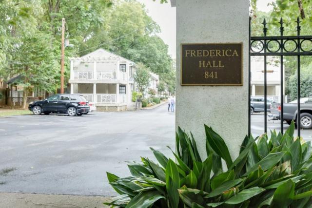841 Frededrica Street NE #22, Atlanta, GA 30306 (MLS #6088801) :: North Atlanta Home Team