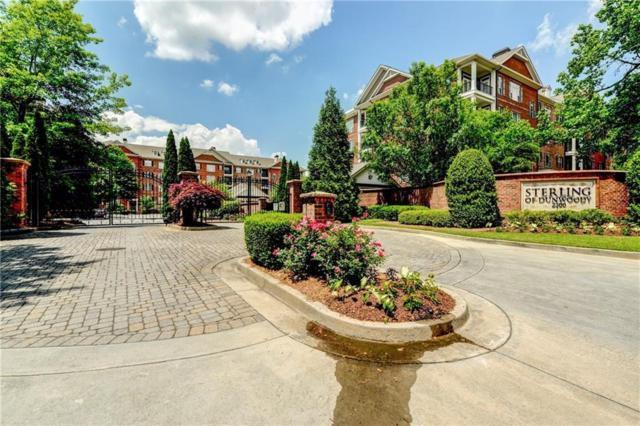2300 Peachford Road #3107, Dunwoody, GA 30338 (MLS #6089319) :: Iconic Living Real Estate Professionals