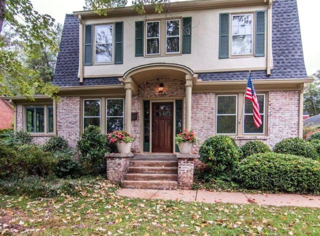 34 Berkeley Road, Avondale Estates, GA 30002 (MLS #6089587) :: RE/MAX Paramount Properties