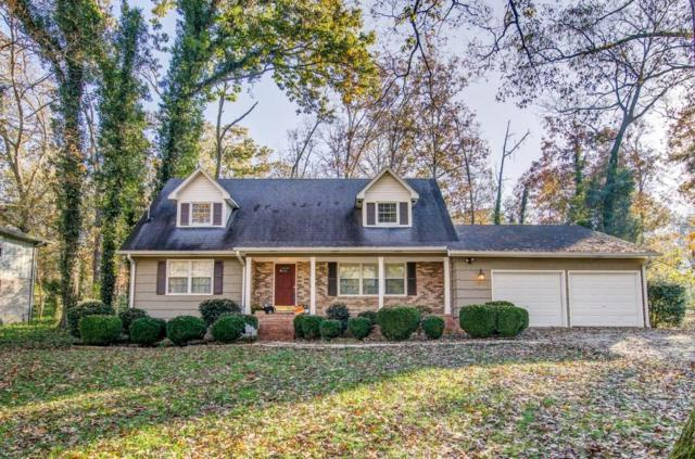 129 Cherokee Circle, Cedartown, GA 30125 (MLS #6089976) :: The Hinsons - Mike Hinson & Harriet Hinson