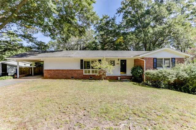 6855 Sunny Brook Lane, Sandy Springs, GA 30328 (MLS #6090358) :: RE/MAX Paramount Properties