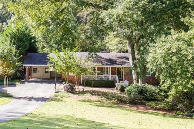 700 Starlight Lane, Atlanta, GA 30342 (MLS #6090630) :: RE/MAX Paramount Properties