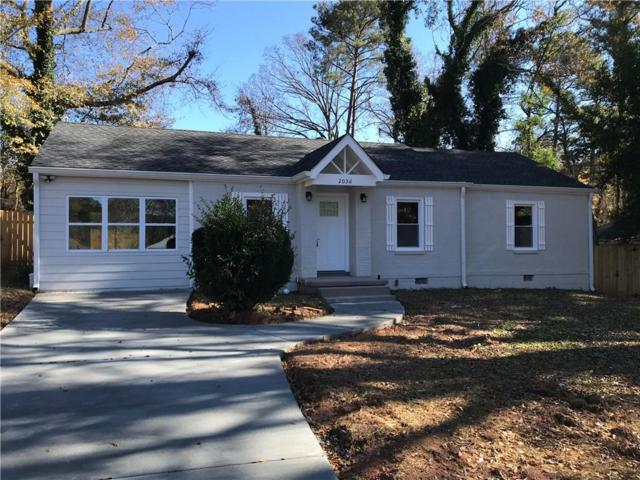 2036 Rockhaven Drive, Decatur, GA 30032 (MLS #6090930) :: Hollingsworth & Company Real Estate