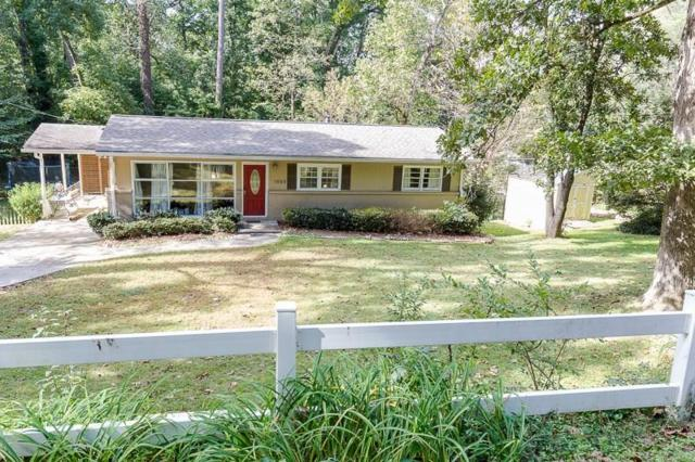 1065 Lee Circle NE, Atlanta, GA 30324 (MLS #6091518) :: RE/MAX Paramount Properties