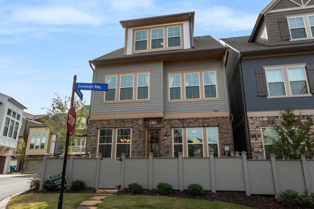 461 Cranleigh Ridge, Smyrna, GA 30080 (MLS #6091529) :: RCM Brokers