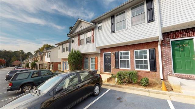3609 Ginnis Road SW #3, Atlanta, GA 30331 (MLS #6091690) :: The Zac Team @ RE/MAX Metro Atlanta