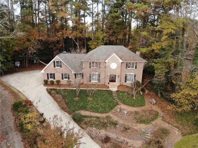 1263 Redfield Ridge, Dunwoody, GA 30338 (MLS #6092200) :: Team Schultz Properties