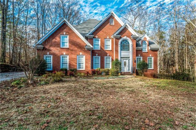 5874 Millstone Lane, Smoke Rise, GA 30087 (MLS #6092502) :: North Atlanta Home Team