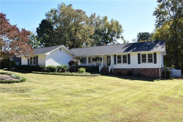 587 Clubhouse Drive SE, Conyers, GA 30094 (MLS #6092659) :: RE/MAX Paramount Properties