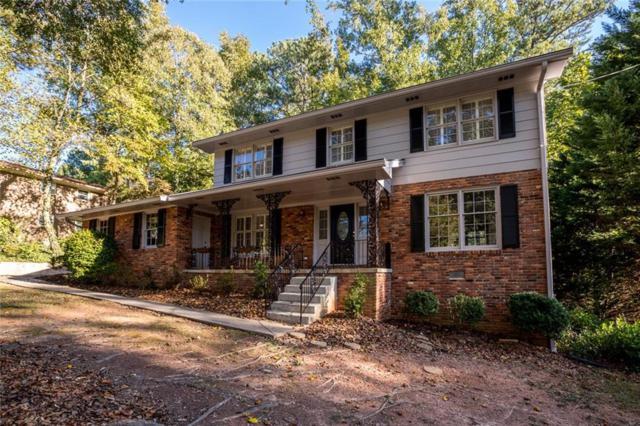 4948 Springfield Drive, Atlanta, GA 30338 (MLS #6092798) :: RCM Brokers