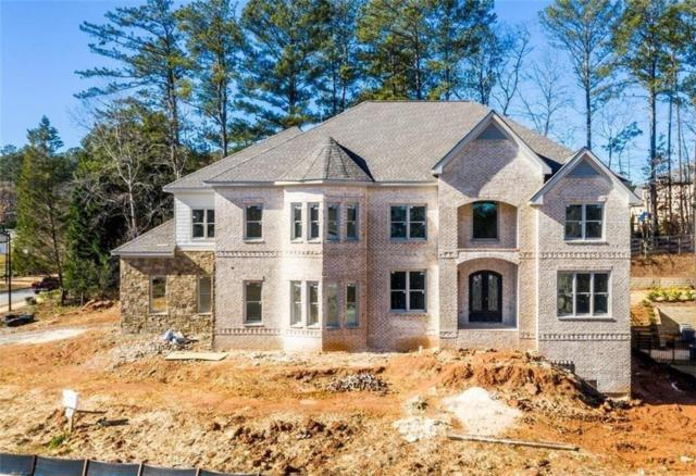1861 Wood Acres Lane, Marietta, GA 30062 (MLS #6092938) :: Kennesaw Life Real Estate