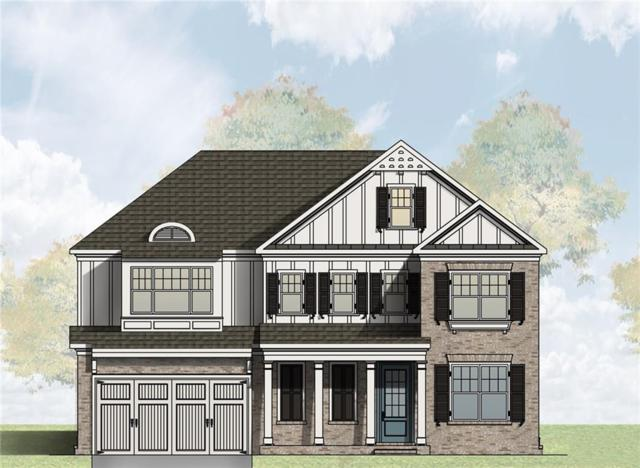 715 Belle Isle Drive, Alpharetta, GA 30009 (MLS #6093014) :: North Atlanta Home Team