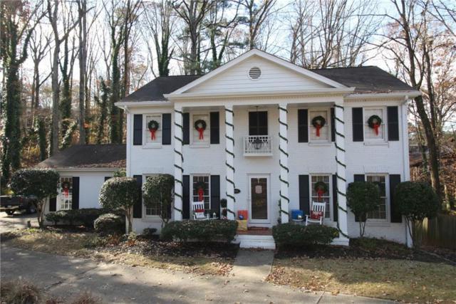 1200 Lake Ridge Court, Roswell, GA 30076 (MLS #6093625) :: North Atlanta Home Team