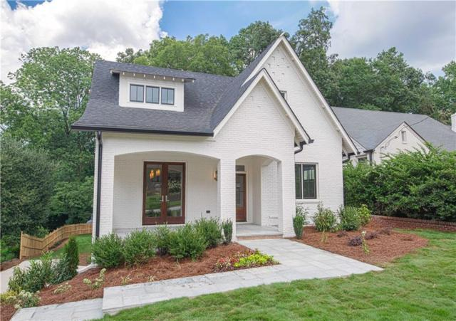 726 Hillpine Drive NE, Atlanta, GA 30306 (MLS #6093635) :: The Zac Team @ RE/MAX Metro Atlanta