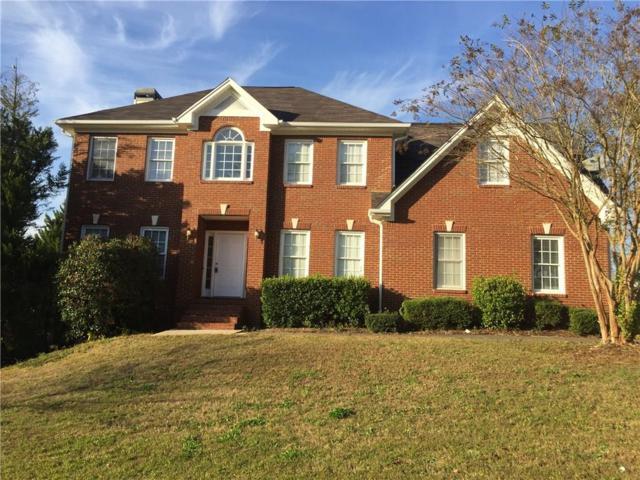 1015 Saddle Brooke Drive, Dallas, GA 30132 (MLS #6093797) :: Kennesaw Life Real Estate