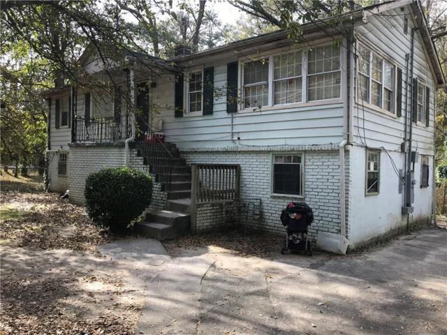 196 Wadley Street NW, Atlanta, GA 30314 (MLS #6093902) :: North Atlanta Home Team