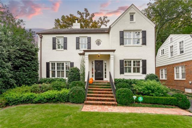 1893 Wycliff Road NW, Atlanta, GA 30309 (MLS #6093987) :: RE/MAX Paramount Properties