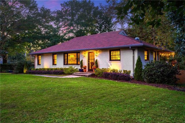 2246 Howell Mill Road NW, Atlanta, GA 30318 (MLS #6095224) :: Good Living Real Estate