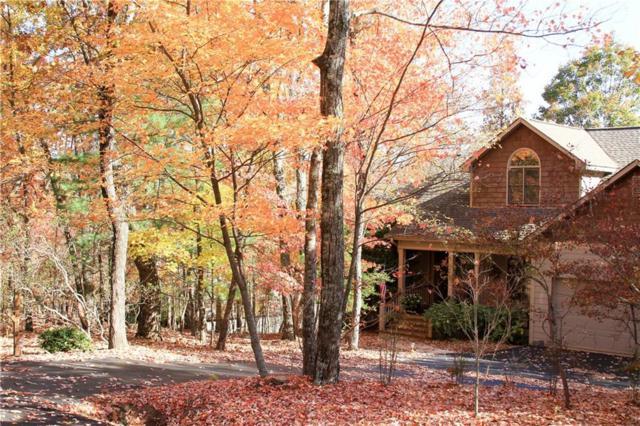 142 Black Gum Drive, Big Canoe, GA 30143 (MLS #6095309) :: RE/MAX Paramount Properties