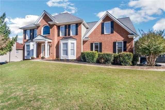 5126 Sherrer Drive NW, Acworth, GA 30102 (MLS #6095424) :: North Atlanta Home Team