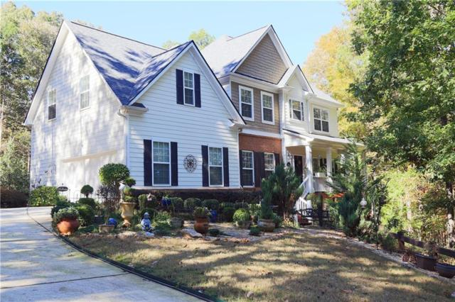 592 Crooked Creek Drive, Dahlonega, GA 30533 (MLS #6095528) :: The Hinsons - Mike Hinson & Harriet Hinson