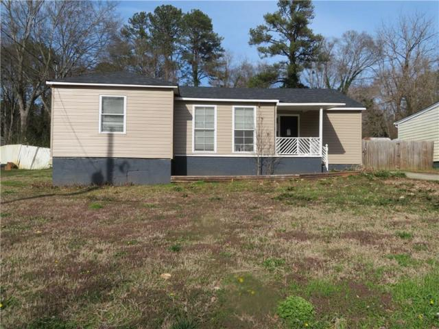 1150 Mable Street SW, Mableton, GA 30126 (MLS #6095641) :: The Hinsons - Mike Hinson & Harriet Hinson