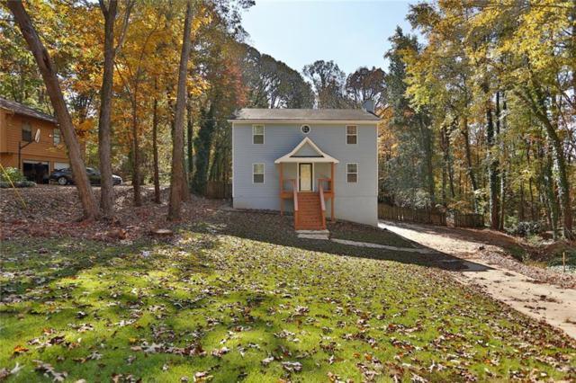 2731 Valley Hill Drive, Acworth, GA 30102 (MLS #6095813) :: Kennesaw Life Real Estate