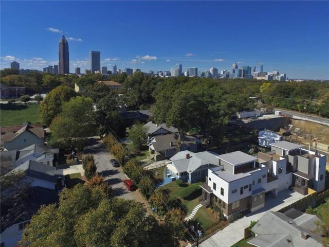522 Boulevard Place NE One, Atlanta, GA 30308 (MLS #6095883) :: Team Schultz Properties