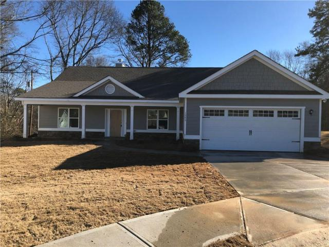1245 Oak Springs Way, Statham, GA 30666 (MLS #6096458) :: Rock River Realty