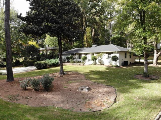 1014 Ferncliff Road NE, Atlanta, GA 30324 (MLS #6096470) :: RE/MAX Paramount Properties