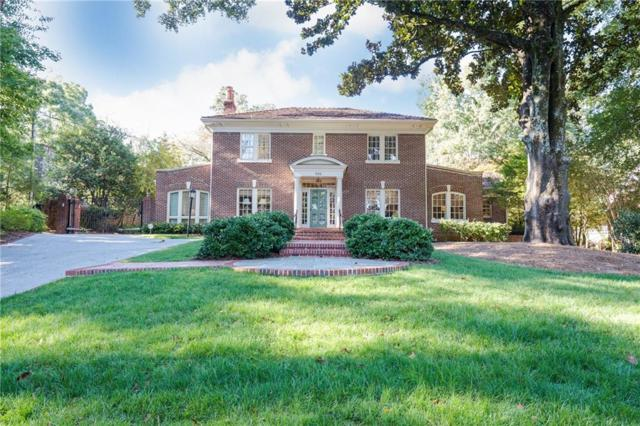 999 Stovall Boulevard NE, Atlanta, GA 30319 (MLS #6096756) :: RCM Brokers
