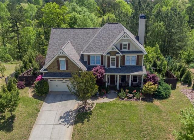 514 Morgan Lane, Dawsonville, GA 30534 (MLS #6096893) :: RE/MAX Paramount Properties