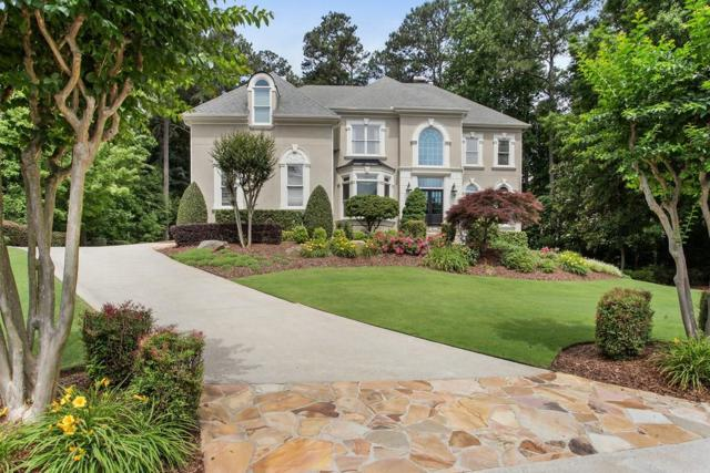 1045 Bay Pointe Crossing, Alpharetta, GA 30005 (MLS #6096974) :: RCM Brokers