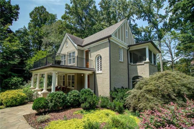 1544 N Morningside Ne Drive, Atlanta, GA 30306 (MLS #6097773) :: The Hinsons - Mike Hinson & Harriet Hinson