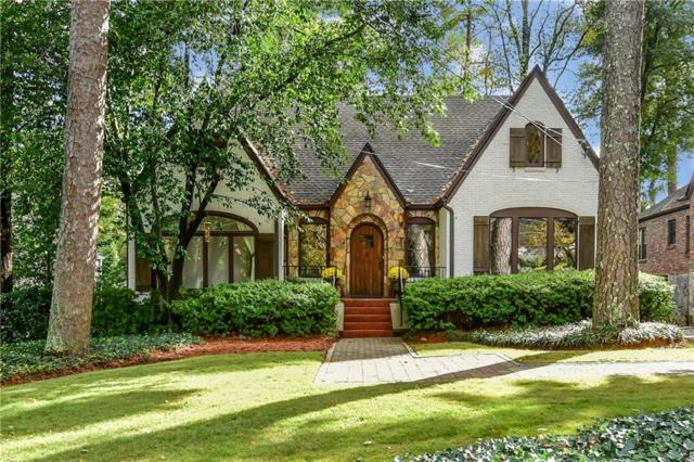 1653 Johnson Road NE, Atlanta, GA 30306 (MLS #6097836) :: The Hinsons - Mike Hinson & Harriet Hinson