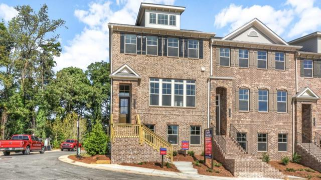 1335 Harris Way #26, Brookhaven, GA 30319 (MLS #6097946) :: North Atlanta Home Team