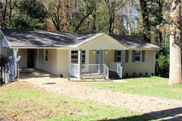 2228 Wakita Drive, Marietta, GA 30060 (MLS #6097954) :: Ashton Taylor Realty