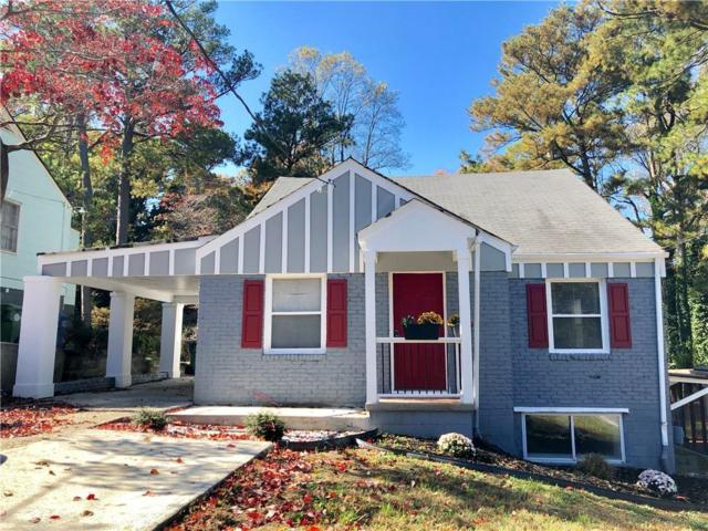 1307 Lorenzo Drive SW, Atlanta, GA 30310 (MLS #6098048) :: North Atlanta Home Team