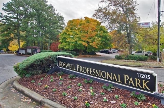 11205 Alpharetta Highway B5, Roswell, GA 30076 (MLS #6098571) :: Hollingsworth & Company Real Estate