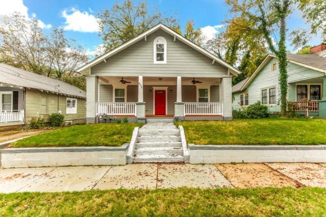 902 Gaston Street SW, Atlanta, GA 30310 (MLS #6098756) :: Ashton Taylor Realty