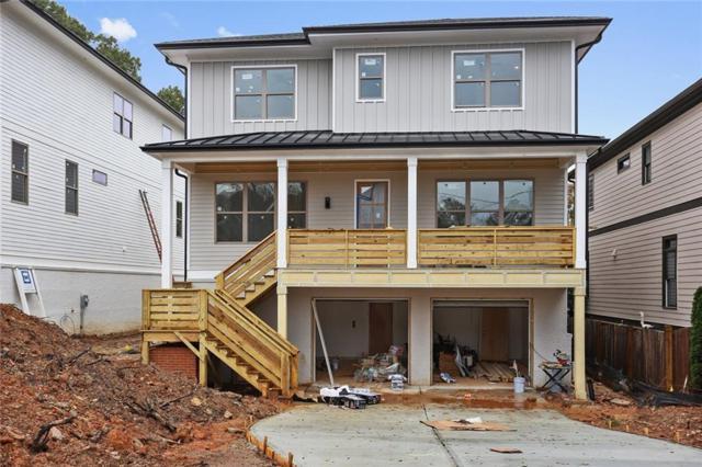 1055 Antioch Drive NE, Brookhaven, GA 30319 (MLS #6098827) :: Hollingsworth & Company Real Estate