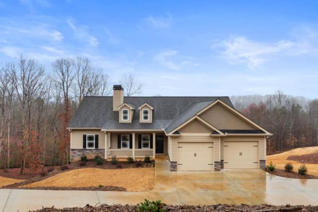 260 Old White Oak Trail, Dawsonville, GA 30534 (MLS #6099699) :: Iconic Living Real Estate Professionals