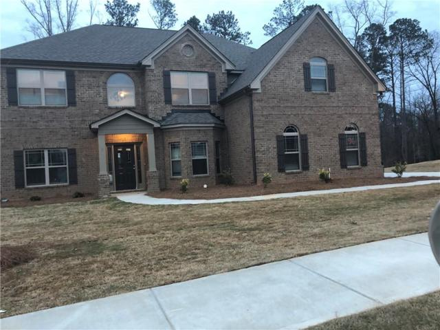 315 Silver Ridge Road, Covington, GA 30016 (MLS #6100350) :: The Cowan Connection Team