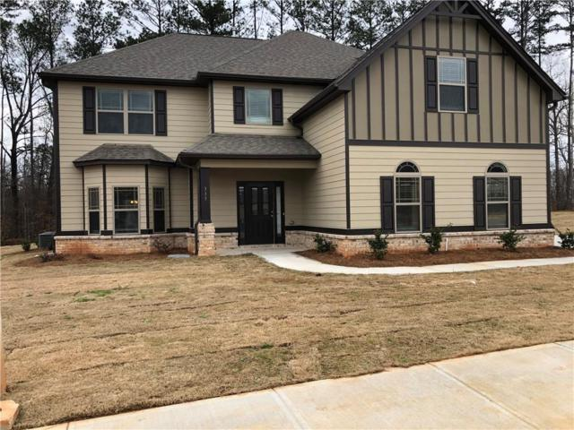 335 Silver Ridge Road, Covington, GA 30016 (MLS #6100358) :: The Cowan Connection Team