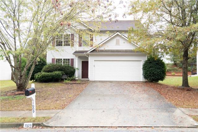 1009 Willow Crest Landing, Austell, GA 30168 (MLS #6101219) :: North Atlanta Home Team