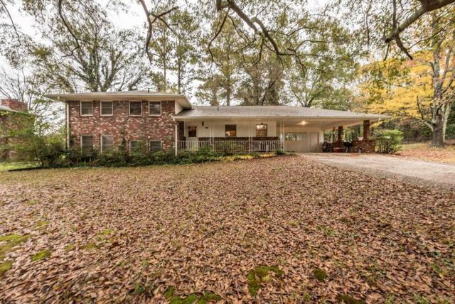 891 Chesterfield Drive, Marietta, GA 30066 (MLS #6101338) :: North Atlanta Home Team